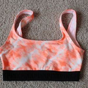 Ultimate lightly lined scoop sports bra